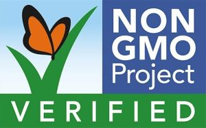 NON GMO sello